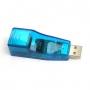 USB TO Ethernet 10M/100M Adapter